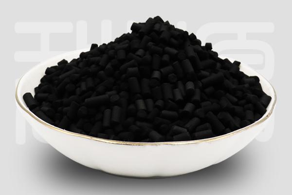柱状催化载体用活性炭