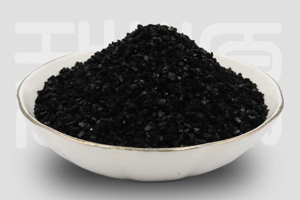 煤质催化载体用活性炭