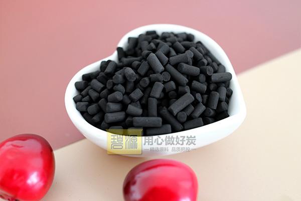 柱状活性炭用量
