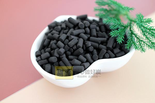 柱状活性炭