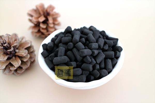 柱状脱硫活性炭