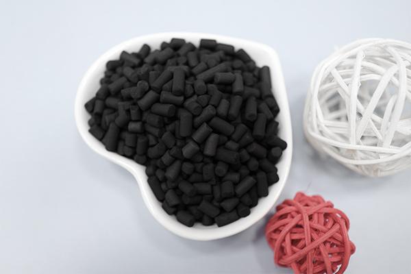煤质柱状活性炭应用