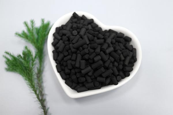 溶剂回收用柱状活性炭