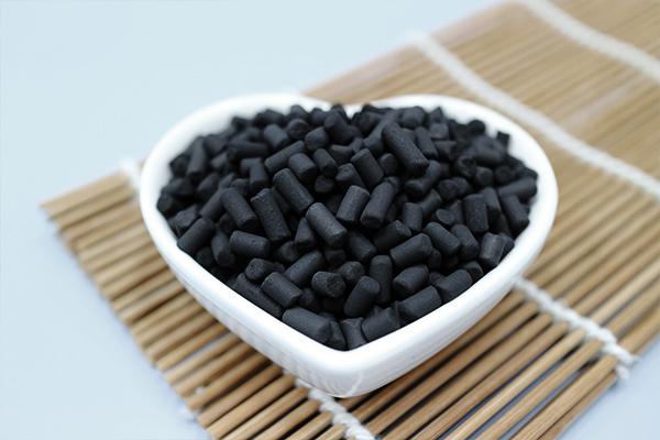 柱状活性炭的炭化工艺