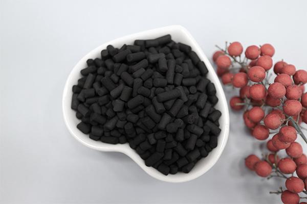 煤质柱状活性炭用途